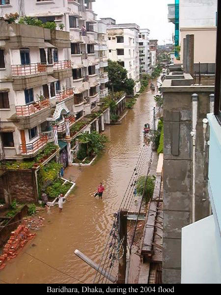 Bangladesh Flood 2004