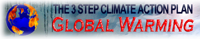3 Step Climate Action Plan