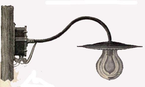 Outdoor Incandescent 1888