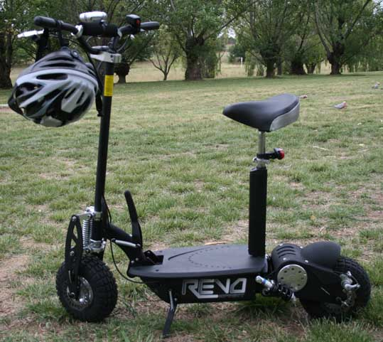 Revo electric scooter