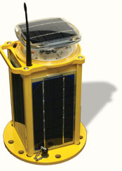 solar airport light