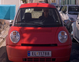 THINK city - electric car