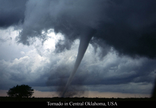 tornado alley. known as Tornado Alley.