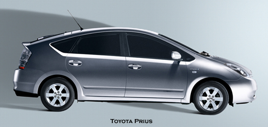 Toyota Prius Hybrid Amazing Luxury Car