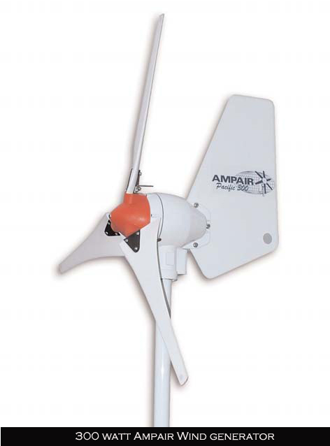 Ampair Wind generator