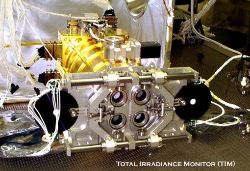 Total Irradiance Monitor (TIM)