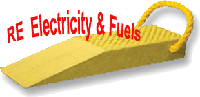 climate carbon wedge for electricity and fuel